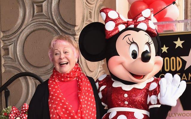 Minnie Mouse Sudah Mati