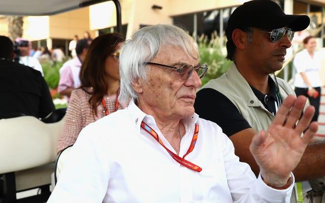バーニー・エクレストンは、フェルナンド・アロンソのインディ500ディールを阻止しようとしただろうと語った