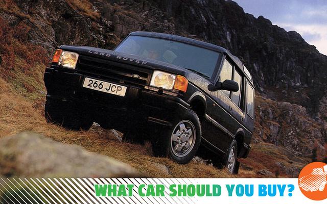 山に行くには安いSUVが必要です!どの車を買うべきですか?