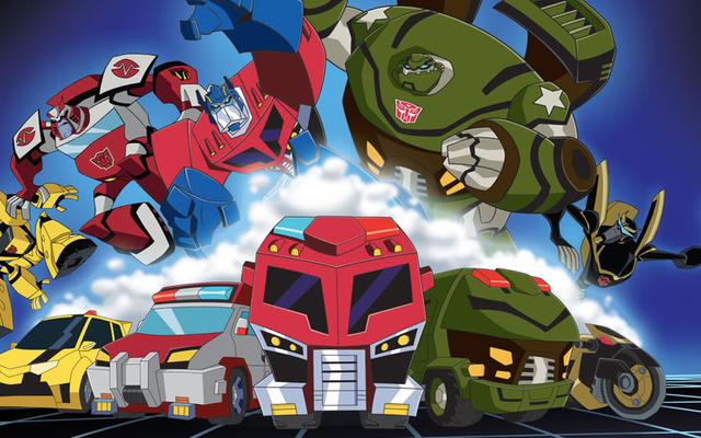 Netflix'e Yeni Bir Transformers Dizisi Geliyor