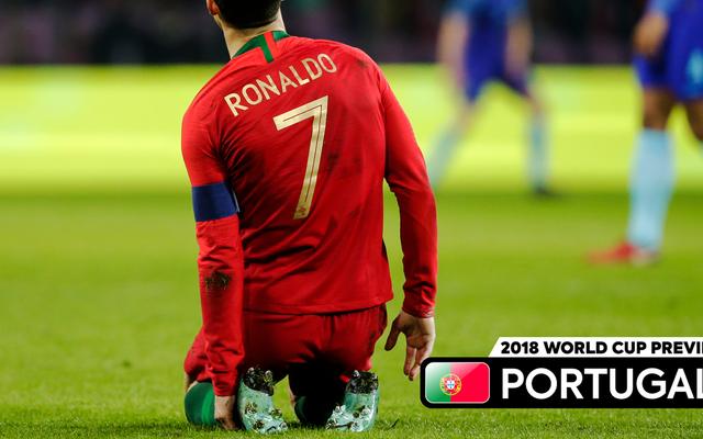 クリスティアーノロナウドと彼が国を共有する人々はワールドカップに勝つことはありません