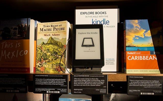 Przed zakupem Kindle, zastanów się nad korzyściami płynącymi z książki fizycznej