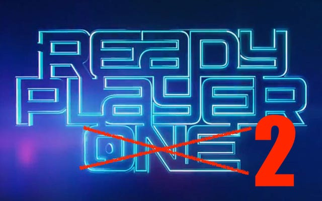 Ready Player One'sBookの続編にはリリース日があります。