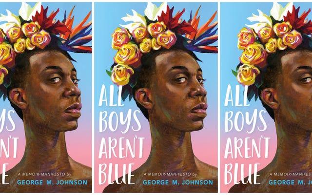 ข้อความที่ตัดตอนมา: All Boys ของจอร์จเอ็ม. จอห์นสันไม่ได้เป็นสีน้ำเงินเป็นสีดำแปลกประหลาดและมาจากยุค 'Memoir-Manifesto' สำหรับพวกเราทุกคน