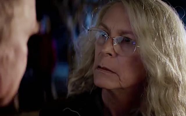 Джейми Ли Кертис о том, почему хеллоуинская команда носила именные бирки с надписью We Are Laurie Strode для ключевой сцены
