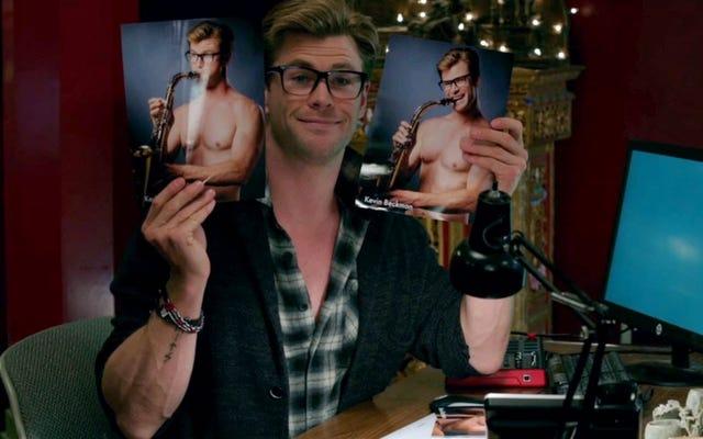Chris Hemsworth Geeks dans cette délicieuse nouvelle featurette de Ghostbusters