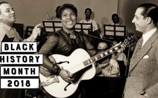 Sœur Rosetta Tharpe: la femme noire queer qui a inventé le rock 'n' roll