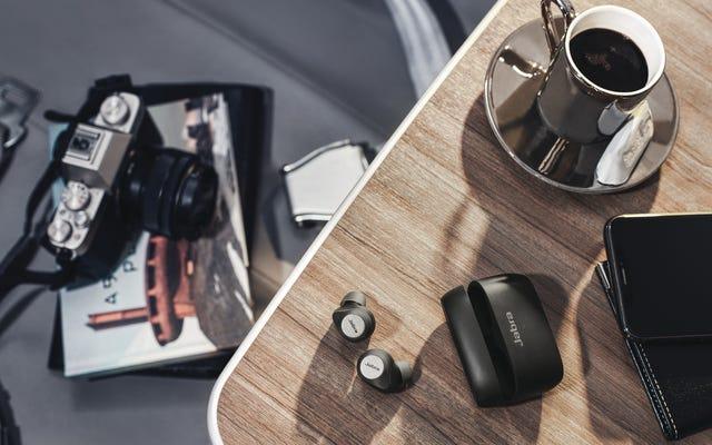 アクティブノイズキャンセリングを備えたJabraの最初のイヤフォンがついに登場