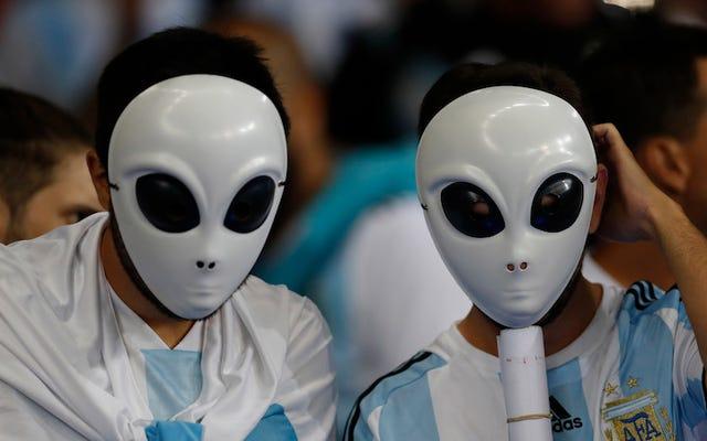 """Viene creato un evento per invadere l'Area 51 e """"vedere quegli alieni"""""""