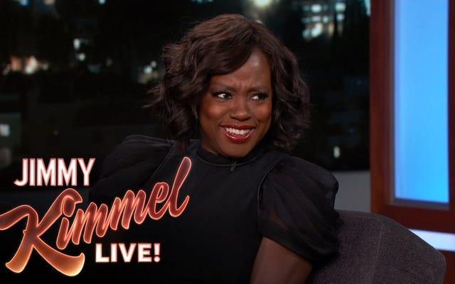 """Viola Davis erklärt das """"militante"""" Zitat von Harriet Tubman aus der Rede ihres Emmys"""