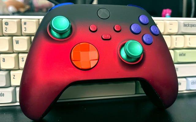 Mon fils a conçu par inadvertance un contrôleur Metroid Xbox Series X / S