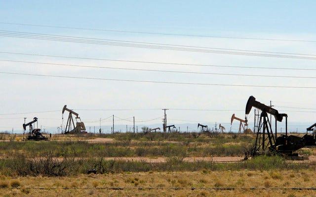 Новая налоговая политика Big Oil - это всего лишь ее последний способ сохранить загрязнение окружающей среды