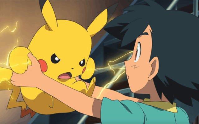 Người hâm mộ Pokémon mất trí khi kết thúc phim mới