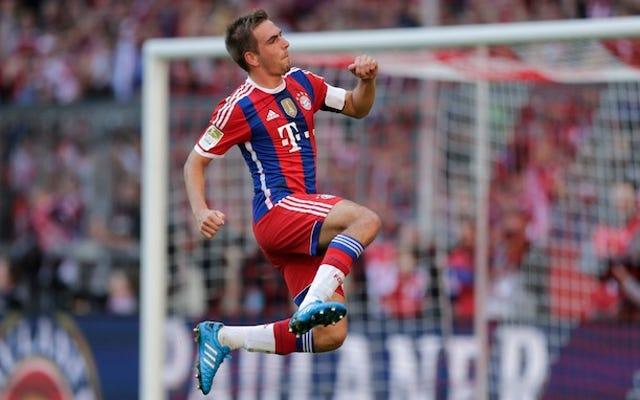 Philipp Lahm a trop de fierté pour le taudir en MLS en tant que vieil homme
