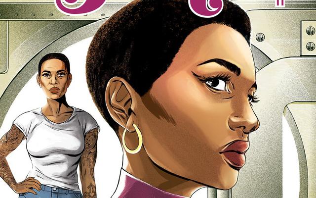 ロクサーヌ・ゲイがこの独占的なザ・バンクスの初見でコミックに戻る