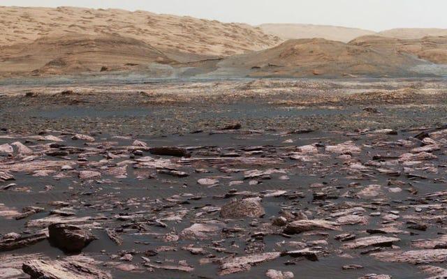 जिज्ञासा ने मंगल ग्रह पर कुछ खोजा है जो लाल ग्रह पर जीवन के बारे में नए सुराग का खुलासा करता है