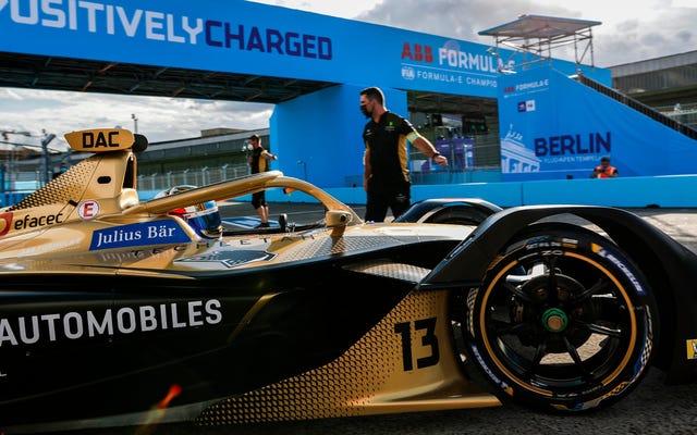 La Fórmula E es la primera serie de carreras certificada como Carbon Net Zero