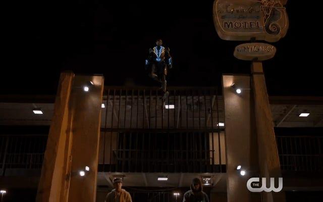 Nel primo sguardo a Black Lightning di CW, un eroe in pensione torna a prendere a calci in culo