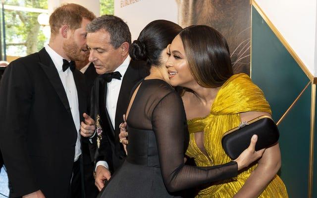 Dopo l'intervista ad Oprah, Meghan Markle ha il pieno supporto della regina ... Bey!