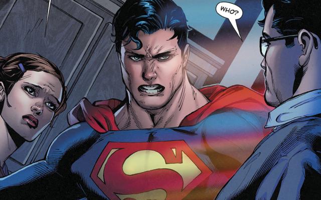 """Die wahre Identität von DCs mysteriösem """"Anderen"""" Clark Kent wurde endlich enthüllt"""