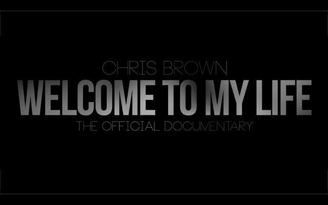 彼の「ドキュメンタリー」の予告編で使用されたクリスブラウンのすべての説明、私の人生へようこそ