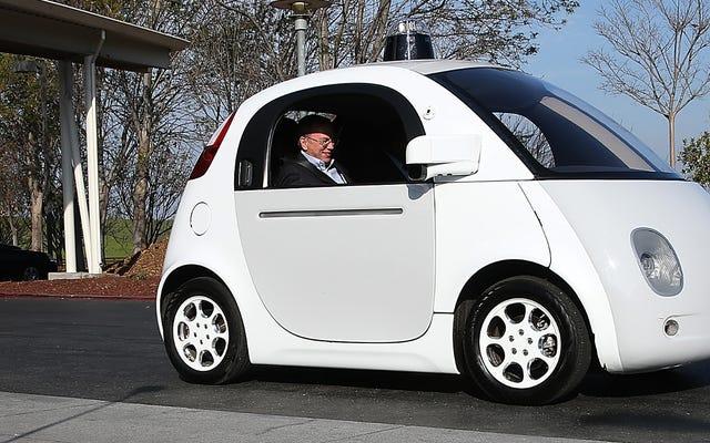 L'industrie automobile met Google sur BLAST !! `` Ugly Potato '' Nouveau nom pour la voiture d'horreur de la Silicon Valley