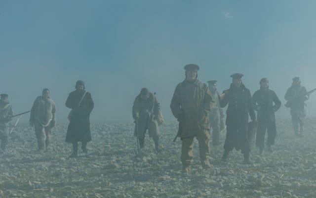 The Terrorの乗組員は、ショーの最も激しいエピソードに参加します