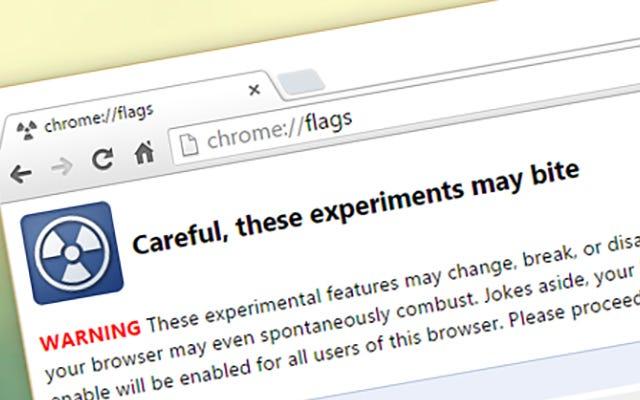 16 impostazioni di Chrome nascoste che vale la pena modificare