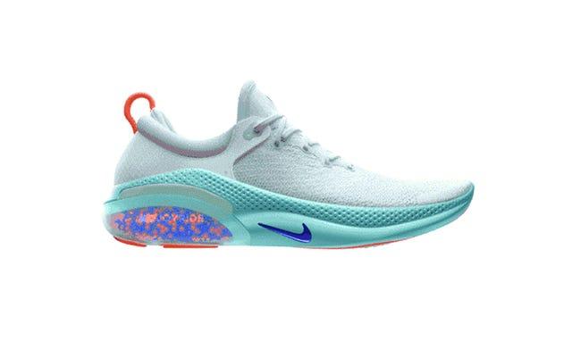 Apakah Nike Tidak Mendapatkan Memo tentang Manik-manik Plastik?