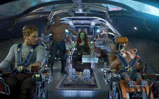 Analizziamo tutti e cinque i Guardiani della Galassia Vol. 2 Scene dei riconoscimenti finali