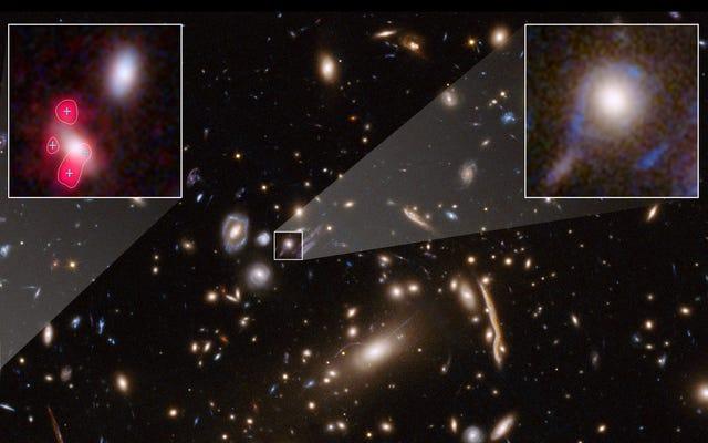 ファンキーな食い違いが暗黒物質の謎を深める