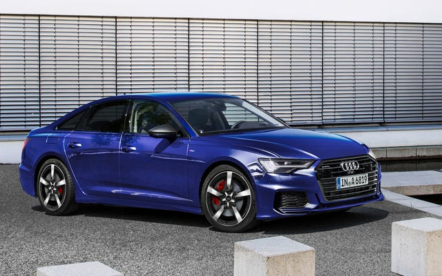 2020 Audi A6 TFSI e 55 quattro Plug-in Hybrid'in Uzun Bir Adı Ve Biraz Daha İyi Elektrik Menzili Var