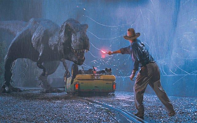 T. Rex Tidak Bisa Sprint Tapi Masih Bisa Bergerak Lebih Cepat Daripada Anda
