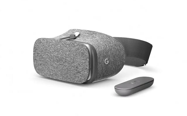 Google DayDream Görünümü: Google'ın yeni sanal gerçeklik görüntüleyicisi kumaştan yapılmıştır