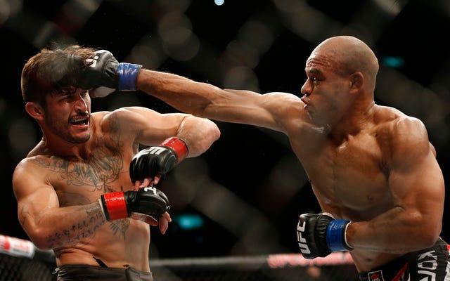 UFCはサイケデリックスを戦闘機の脳損傷の治療法として見ています