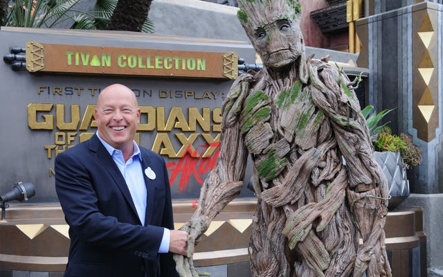 Le PDG de Disney, Bob Chapek, ne pense pas que les sorties de films reviendront jamais à l'ancienne