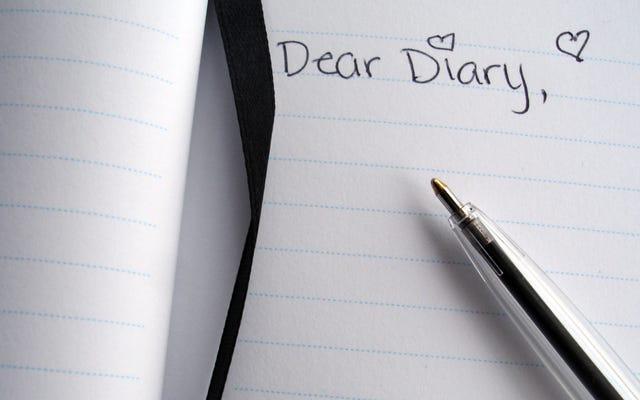 No lea el diario de su hijo