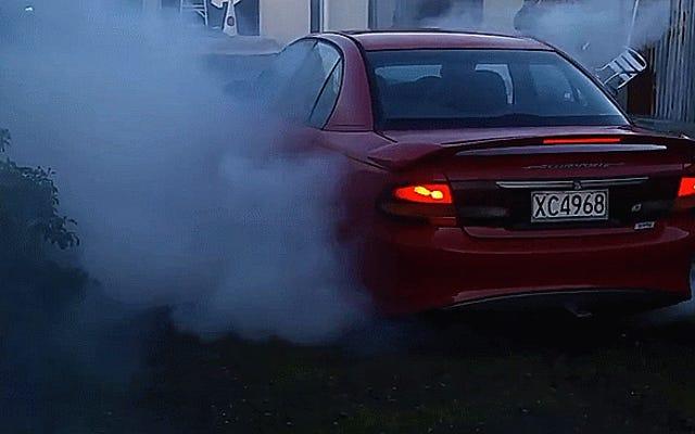 Подиум All-Holden Bathurst - лучший повод избавиться от эмоционального выгорания