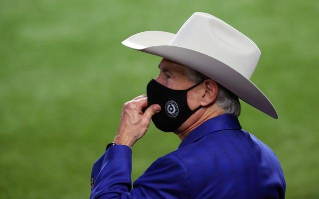 Le tournoi féminin de la NIT et de la NCAA devrait envisager de boycotter le Texas après que le gouverneur ait levé le mandat du masque