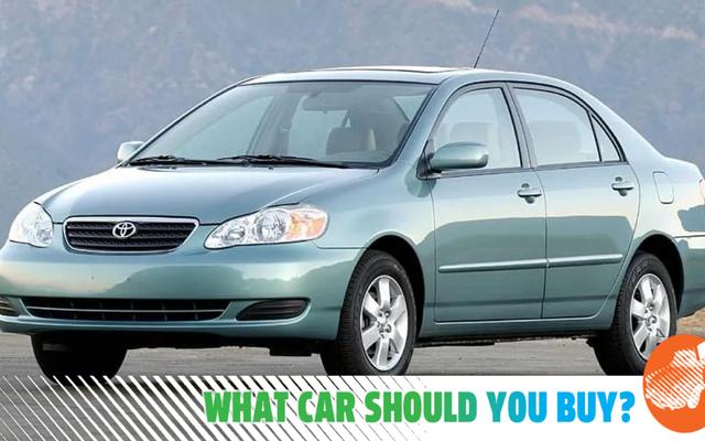 Il est temps de mettre à niveau ma Corolla de 200 000 milles! Quelle voiture devrais-je acheter?