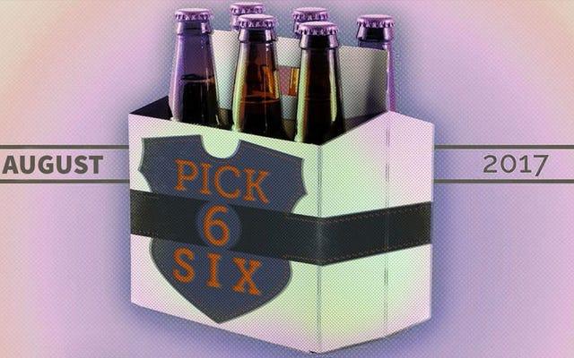 クラフトビールであることの意味に加えて、8月に試す6つ