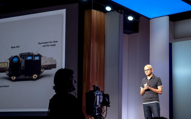 Microsoft Kinect từ chối chết