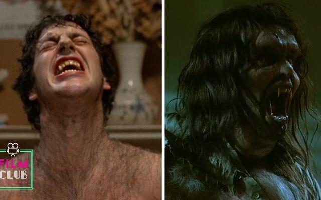 Quel est le meilleur film de loup-garou, The Howling ou An American Werewolf à Londres?