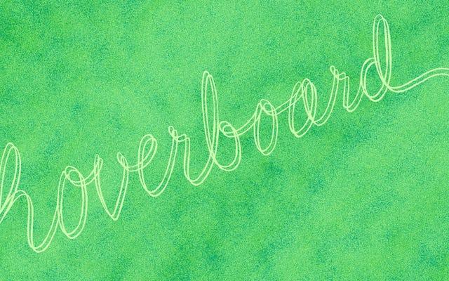 Se llaman Hoverboards, supéralo