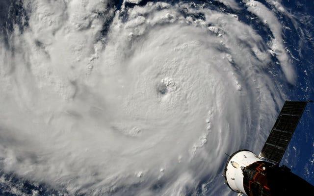 Guarda il potenziale impatto dell'uragano Firenze con questa mappa interattiva