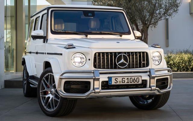 La gamma AMG di Mercedes potrebbe essere notevolmente ridotta: rapporto