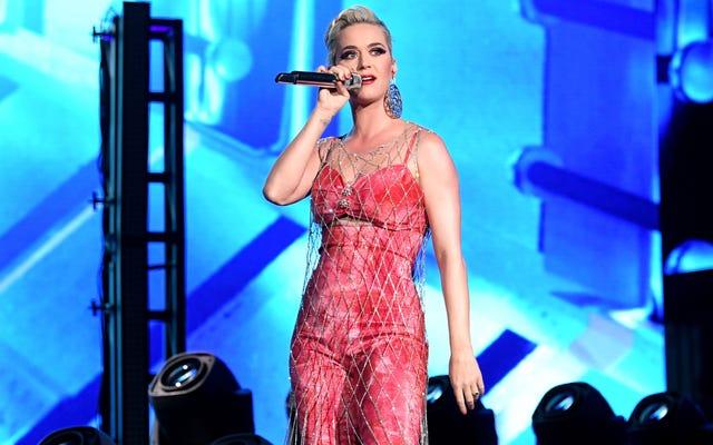 Rencontrez Katy Perry, la dernière musicienne blanche reconnue coupable d'avoir volé un artiste noir