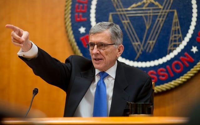 FCCはタイムワーナーチャーター合併についての内部メモをリリースしません
