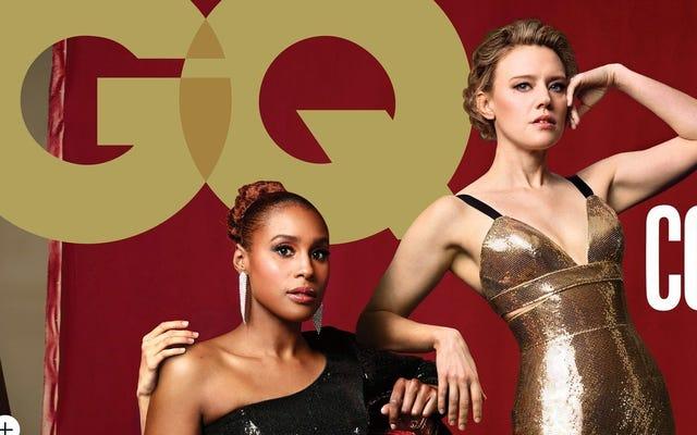 GQは女性が本当にそれをすべて持つことができることを証明します:繁栄するコメディキャリア、3本の腕と4本の足