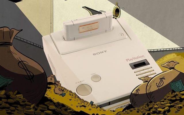 Jedna z najrzadszych konsol do gier wideo wszechczasów właśnie sprzedana na aukcji za 360 000 $